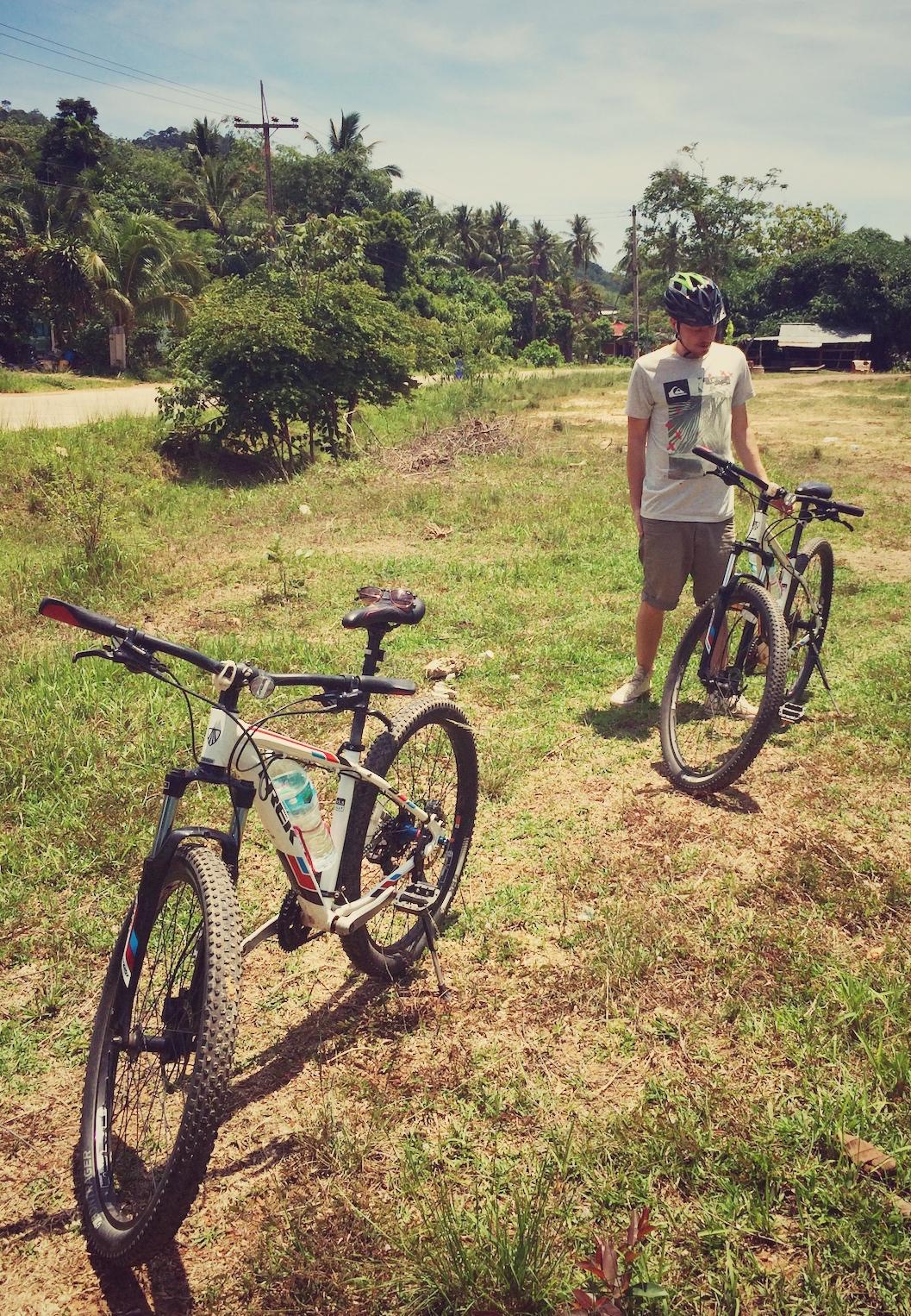 Digitální nomádi na kole