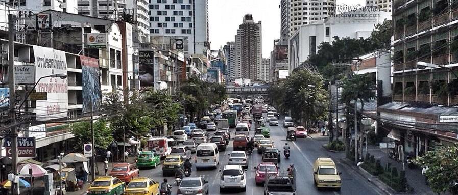 v Bangkoku