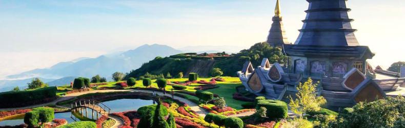 Digitální nomádi v Chiang Mai